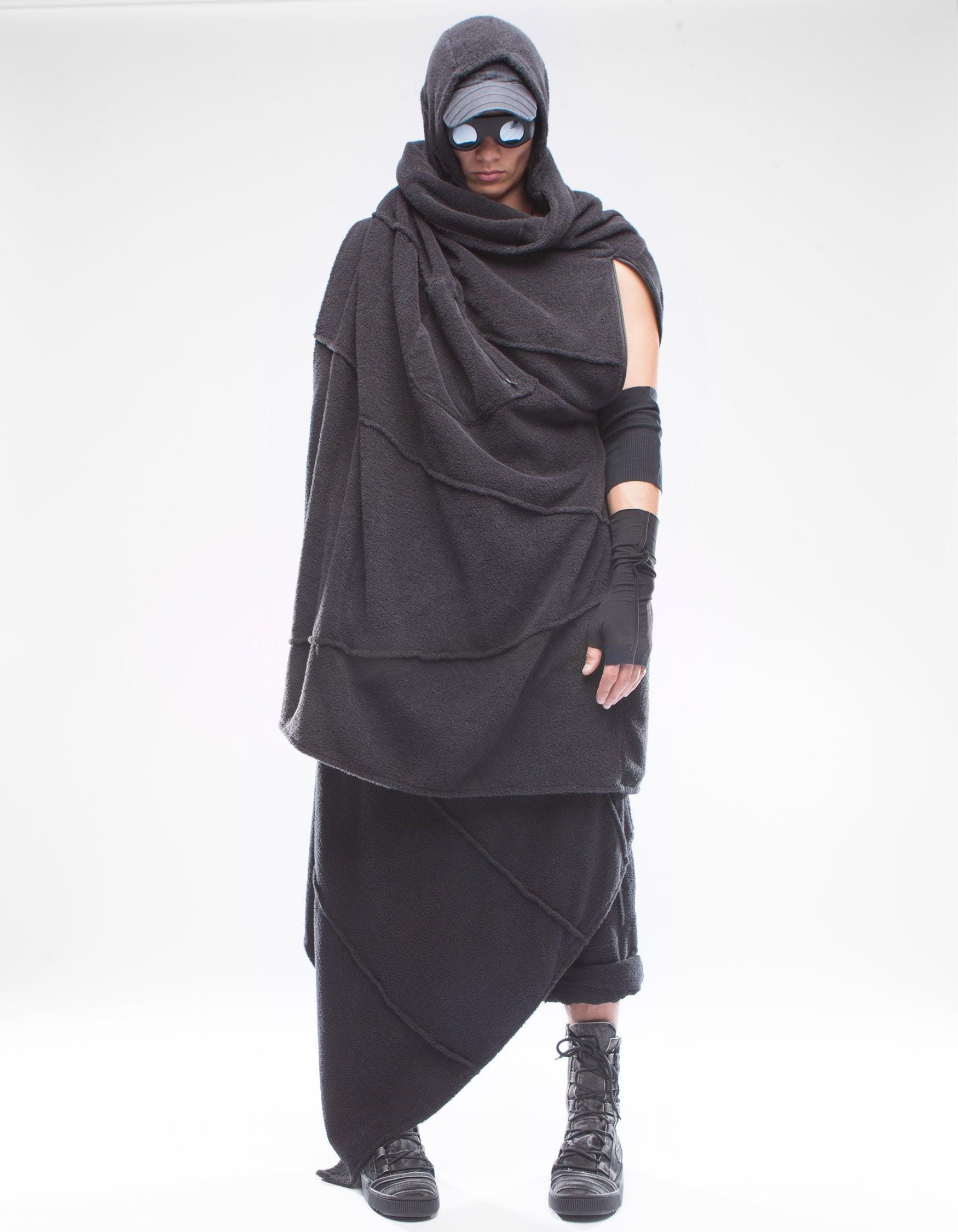 BIG CLOTH PURITY BLACK