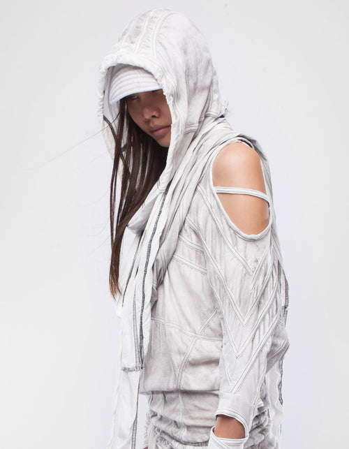 HOOD WRAP LIGHTWORKER