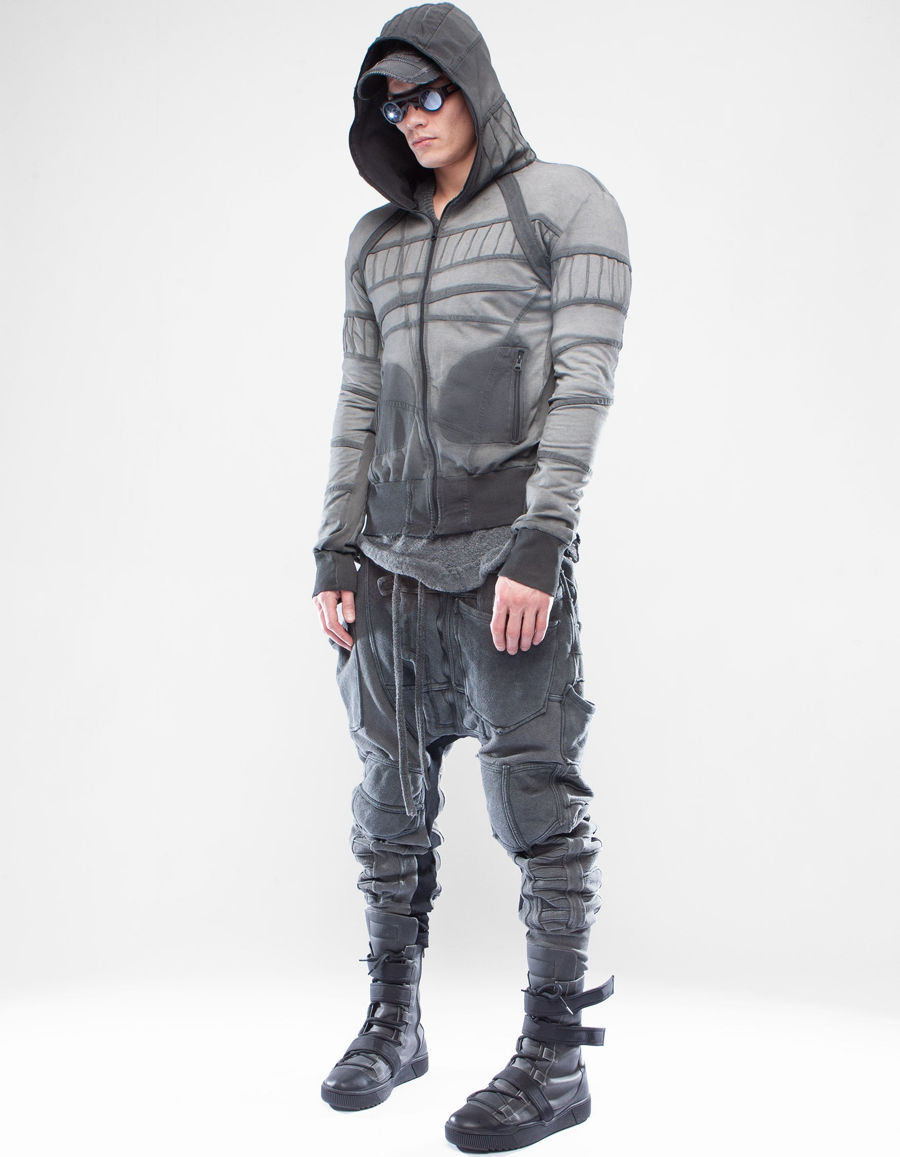HOODY FIT CRYSTALLIZE M
