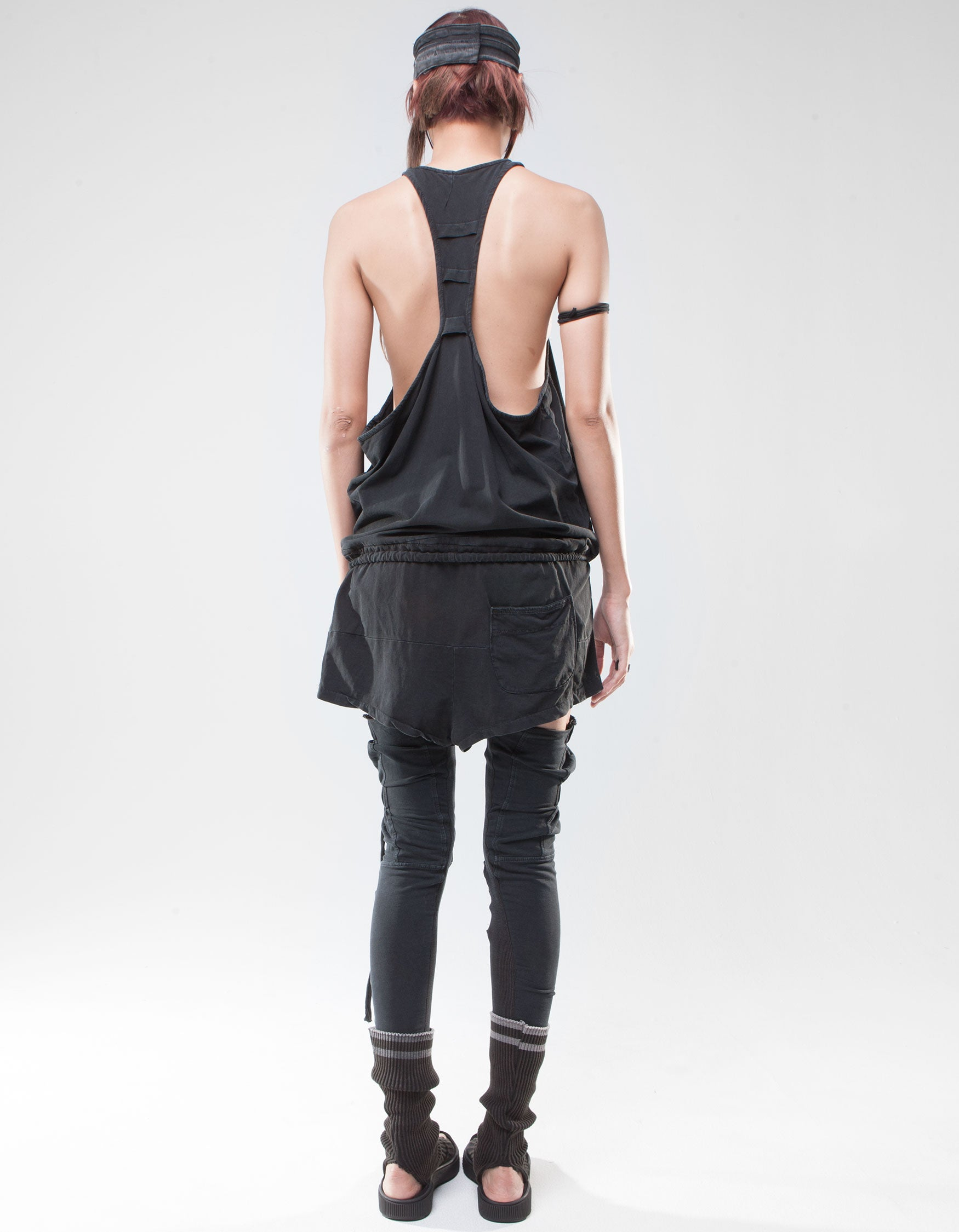 JUMPSUIT VEST REBEL