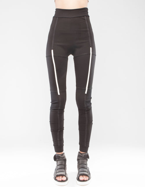 LEGGINGS BLACK LINE