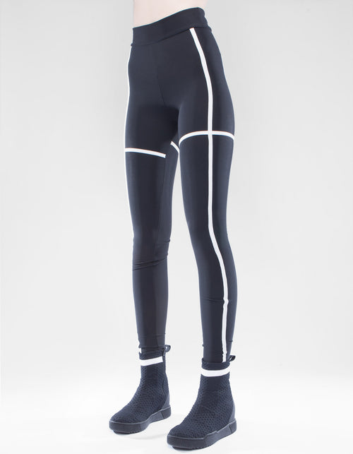 LEGGINGS EHEIE BLACK