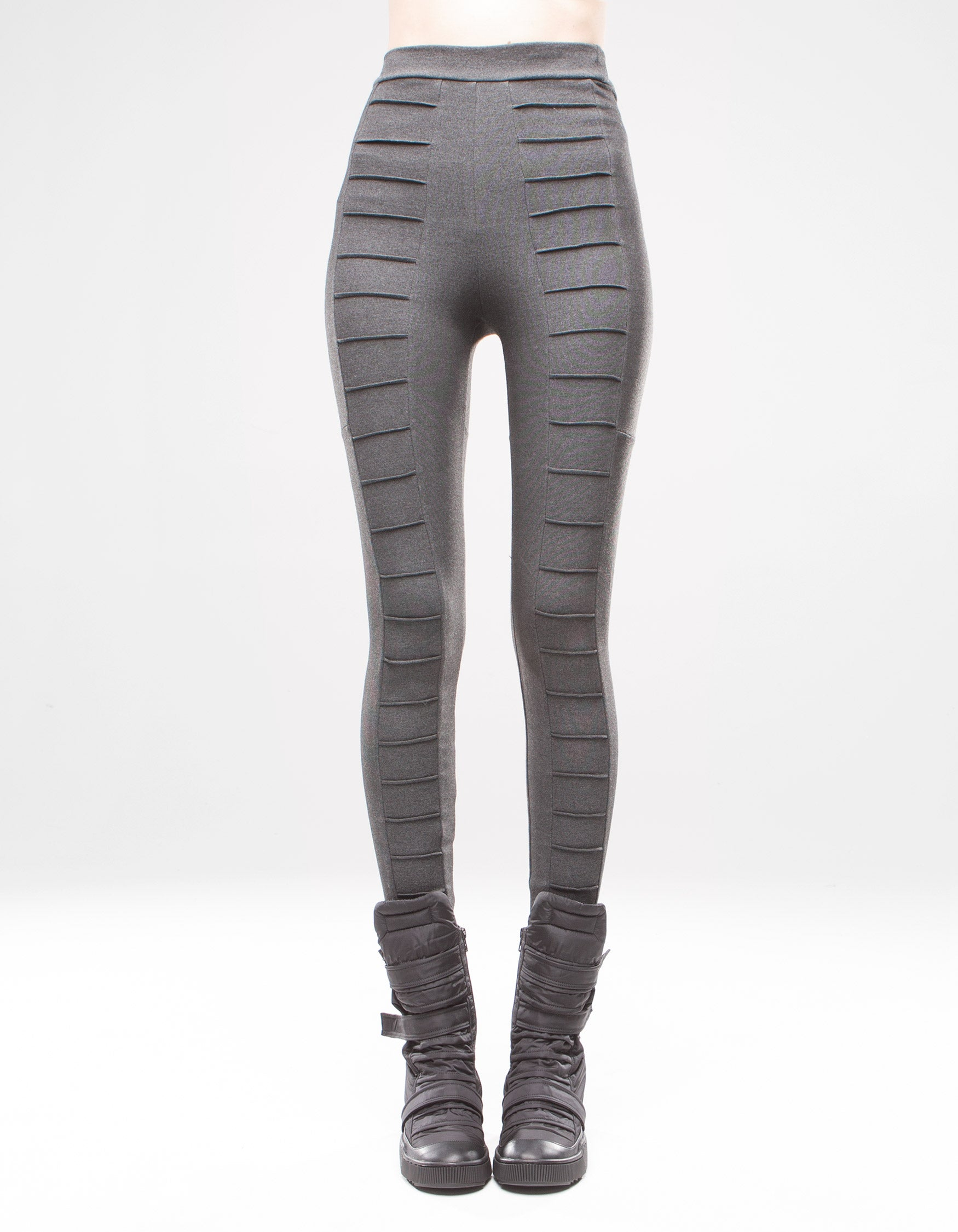 LEGGINGS GREY LEVELS