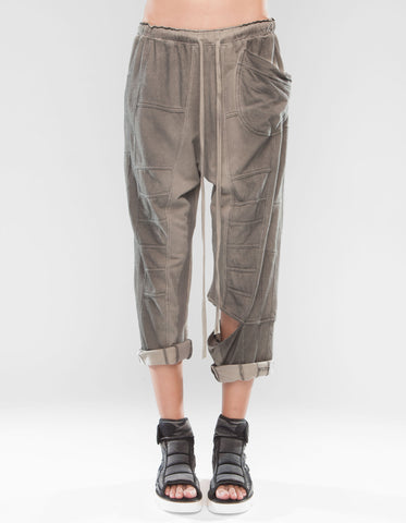TROUSERS BAGGY RESIN
