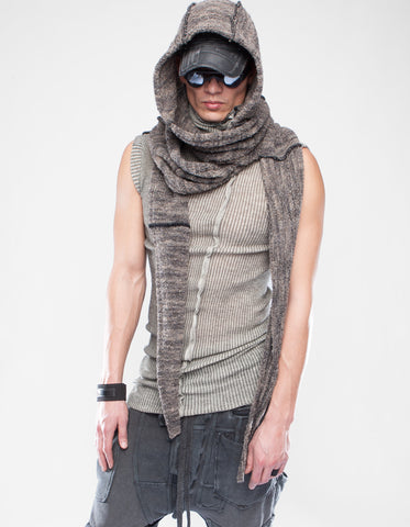 VEST SHAWL ENDLESS