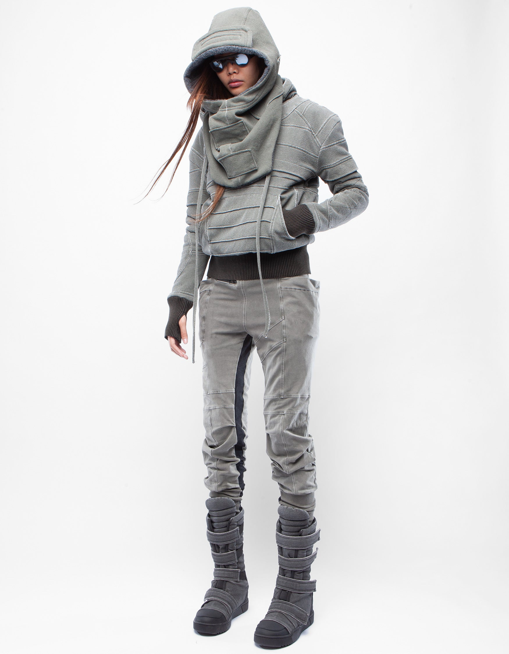 TOP JACKET CRYSTALLIZE W
