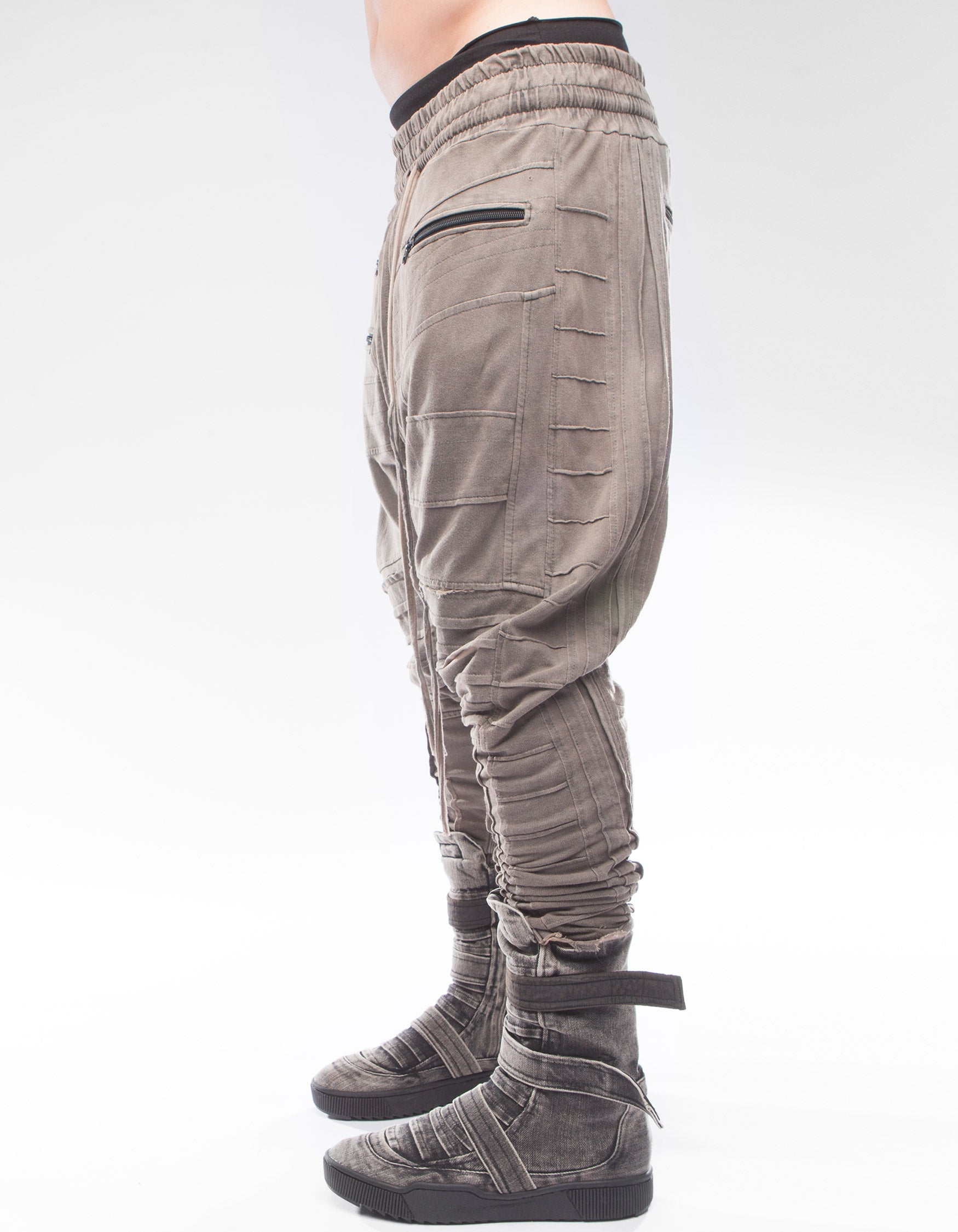 TROUSERS BAGGY OVERMAN