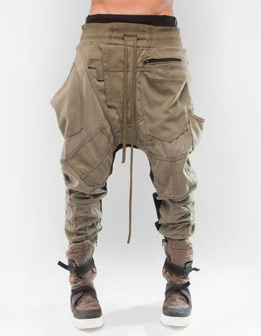 TROUSERS BAGGY SANDY M