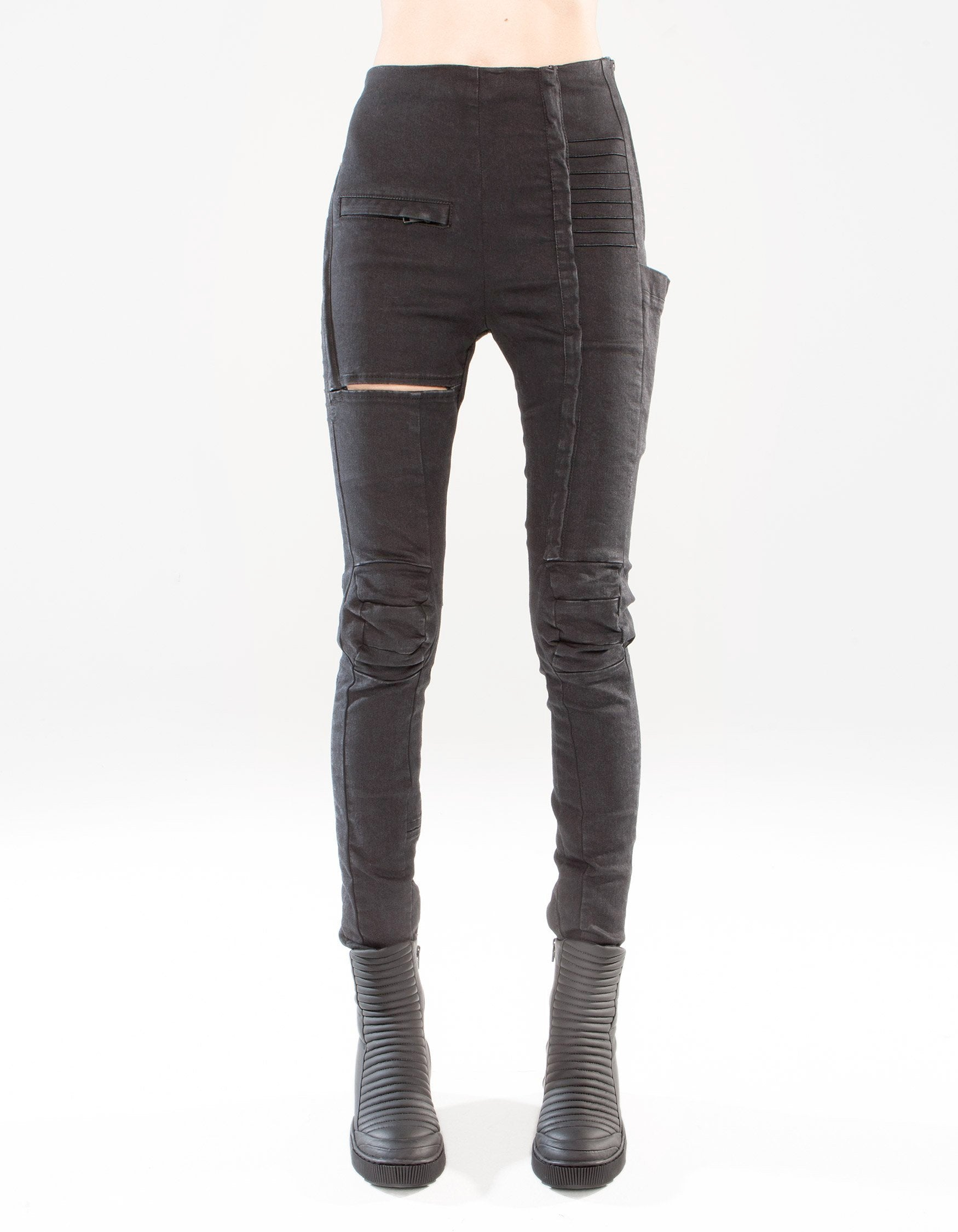 JEANS LEGGINGS ENGINE PILOT