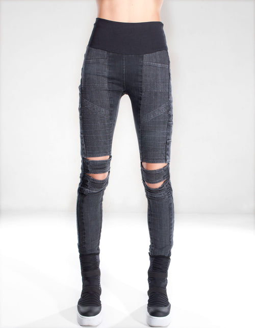JEANS LEGGINGS SEED BOX 2