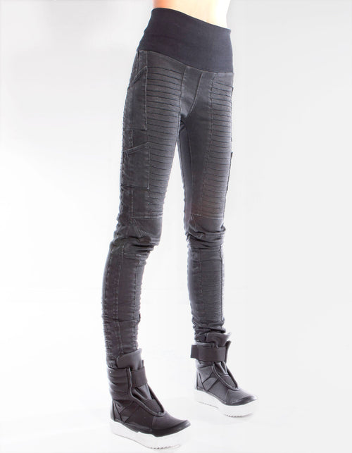 JEANS LEGGINGS UNIFORM