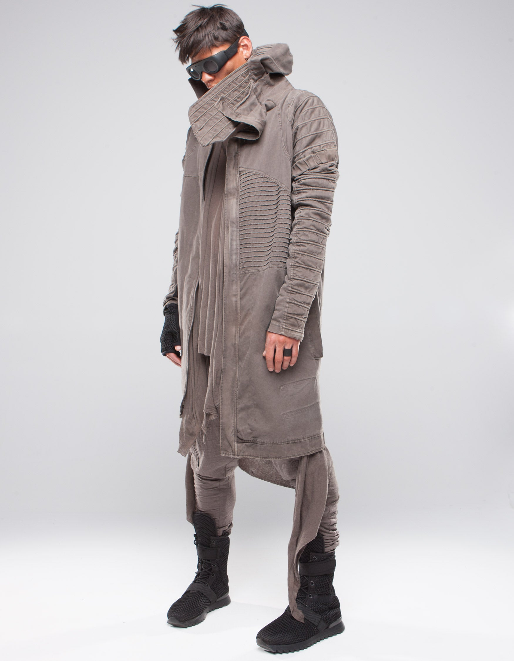 OVERCOAT FOREST KEEPER M