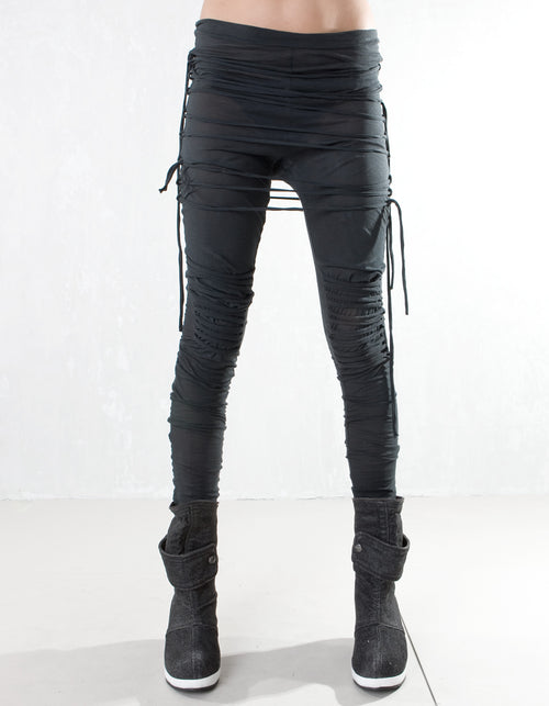 LEGGINGS BLACK SPIDER