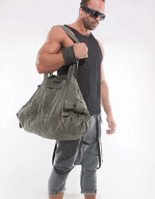 DEMOBAZA DESERT BAG