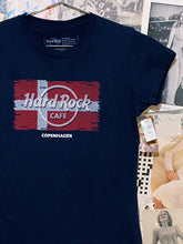 Hard Rock Cafe Copenhagen Flag Graphic Tee