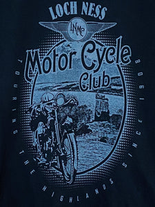 Lochness Motorcycle Club Highlands Graphic Tee