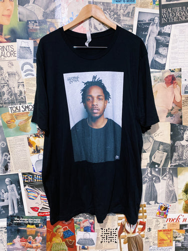 Kendrick Lamar Oversized Graphic T-Shirt