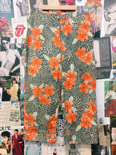 Hawaiian Wild Cat High Waist Pants