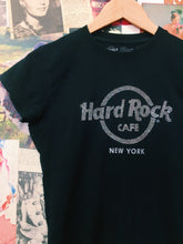 Hard Rock Cafe New York Bedazzled Logo T-Shirt