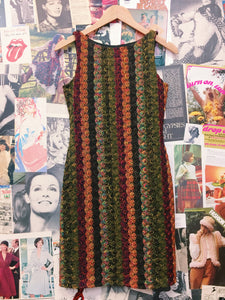 Bohemian Festival Sheer Mini Dress