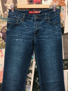 y2k Circa 2002 Low Rise Flared Jeans