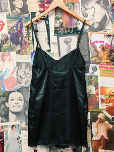 O-Mighty Black Baby Slip Dress