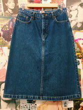 Fiorucci Denim High Waist Skirt