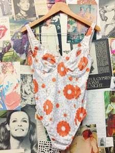 Seafolly Retro Flower Power Swimsuit