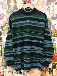 Vintage 1990's Striped Jumper