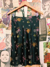 Silk Oriental Brocade Skirt