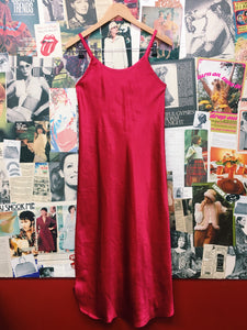 Romantic Red Slip