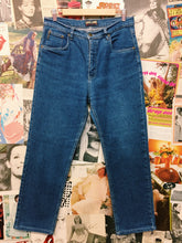 Vintage Classic High Waist Mom Jeans