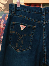 Fiorucci Safety Jeans Button-up Bootleg Jeans