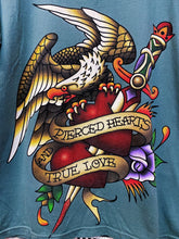 Ed Hardy by Christian Audigier 'Pierced Hearts and True Love' Graphic Tee