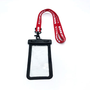 Noise Phone Cover plus Lanyard Red