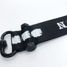 Noise Lanyard Black