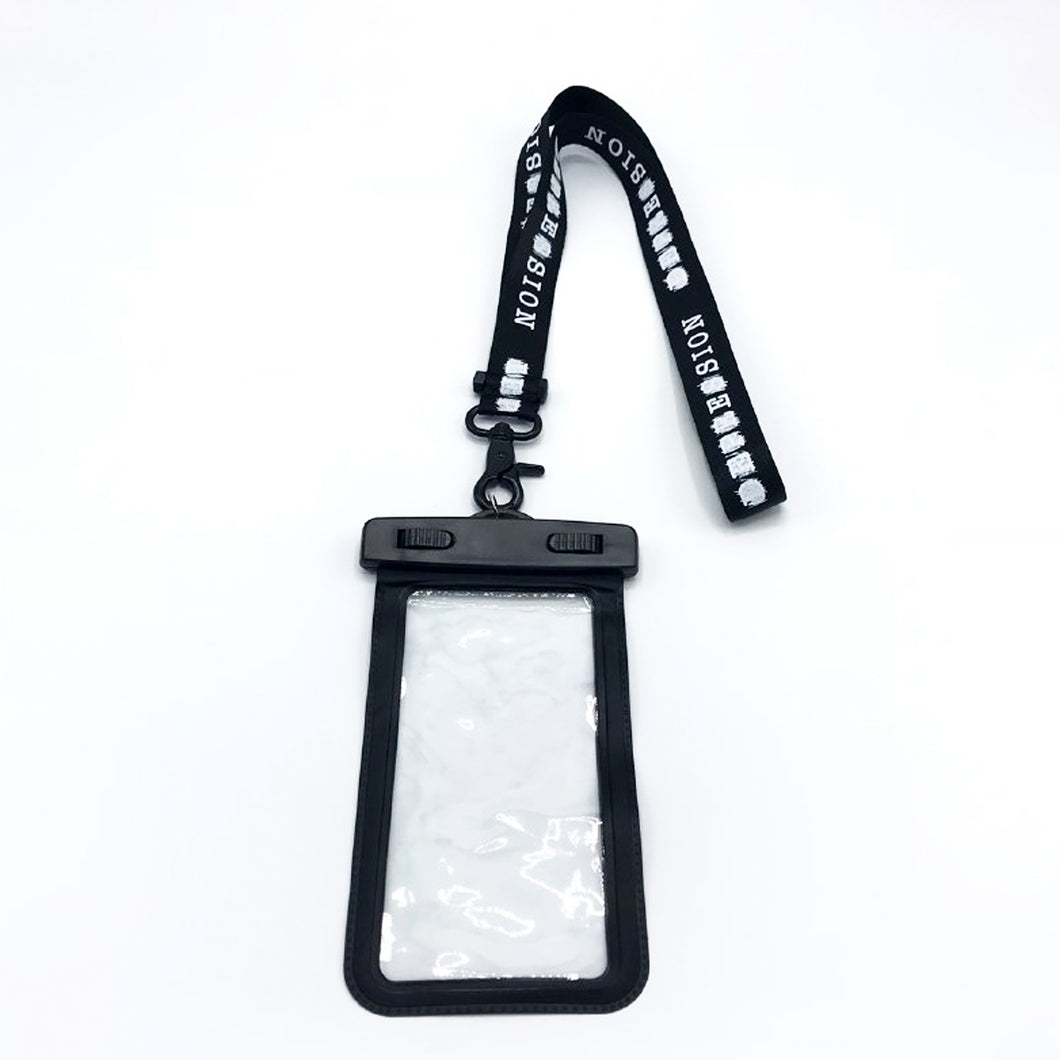Noise Phone Cover plus Lanyard Black