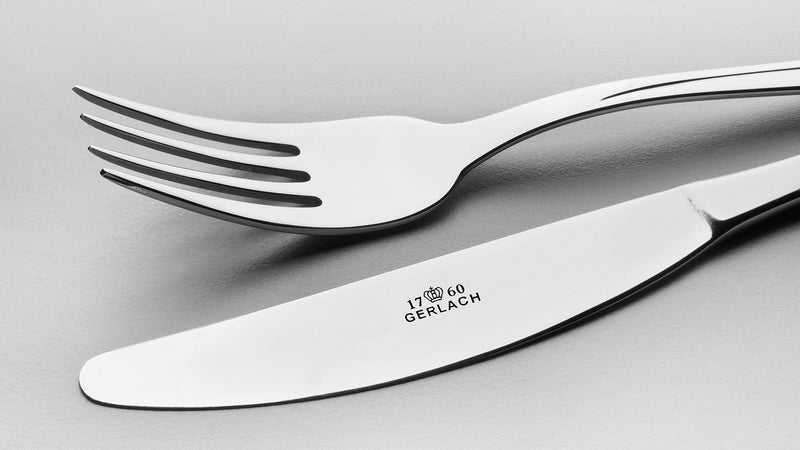 MANGO 24 Piece Stainless Steel Flatware Set