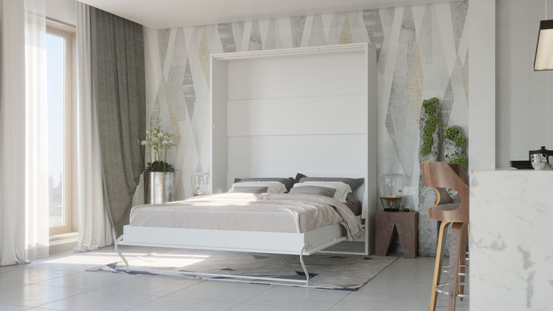 Invento Vertical Wall Bed, Queen Size