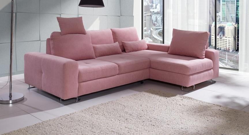 ASTI Sectional Sofa Right Facing Chaise