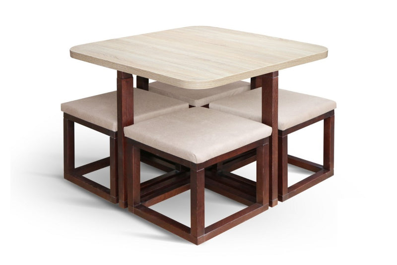 MIRAGE-Q Wood Dining Set