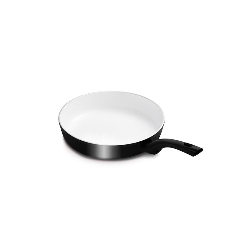 CONTRAST Non-Stick Frying Pan With Lid 7.9""