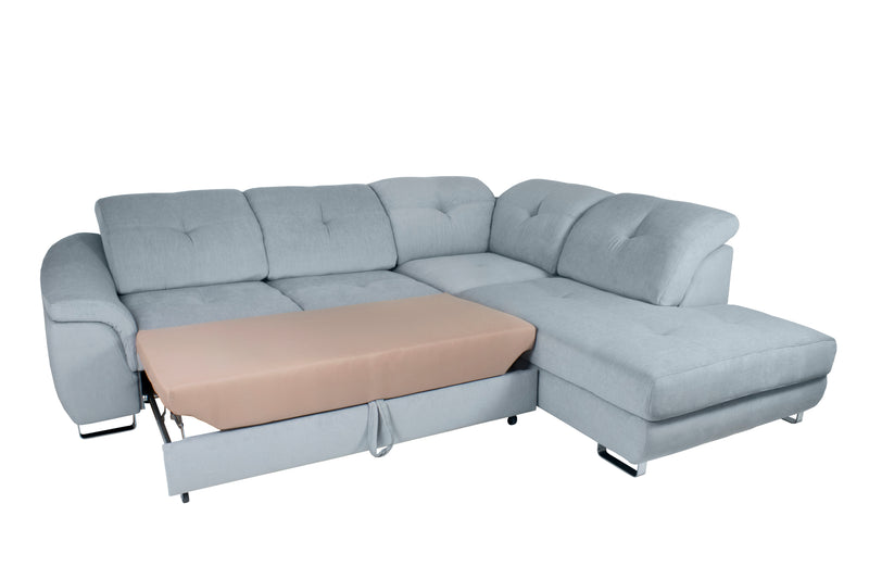 NOBILIA Sectional Sofa with Right Facing Chaise