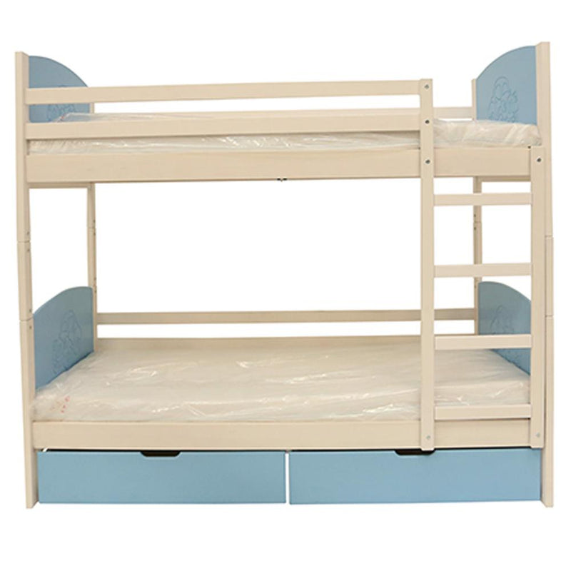 TRIO European Twin Bunk Bed