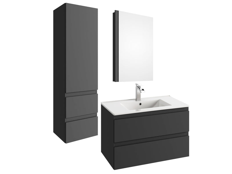 COMO Vanity Bathroom Set