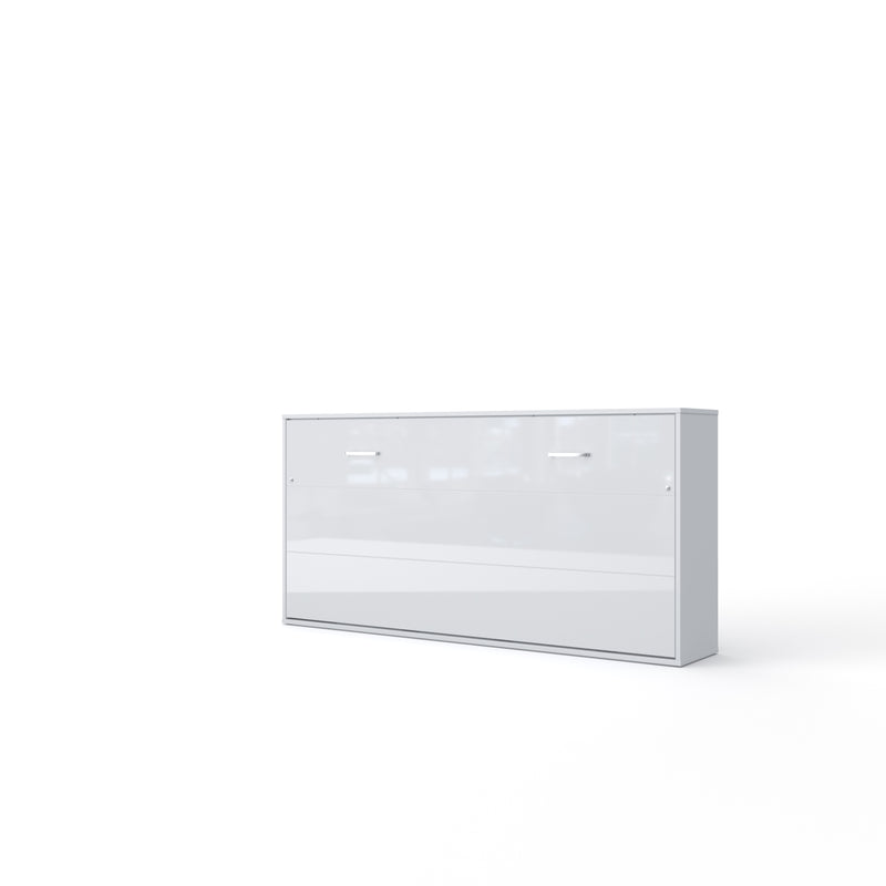 INVENTO Horizontal Wall Bed, European Twin Size