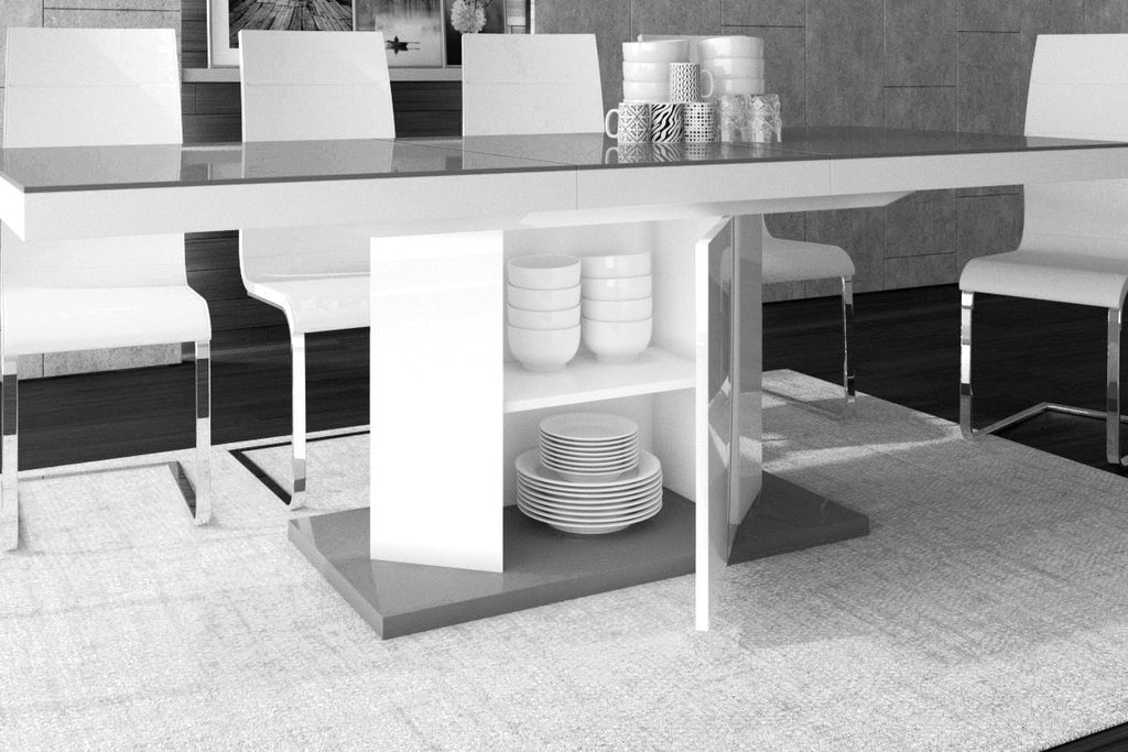 AMIGO Storage Dining Table