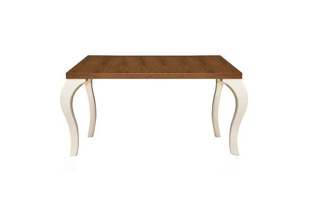 BELLEZA Walnut Coffee Table