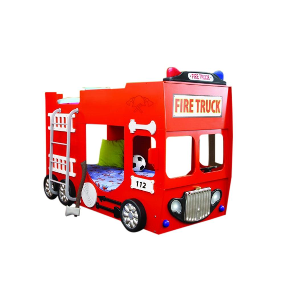 Bunk Bed Fire Truck