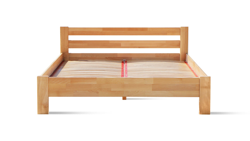 Platform Bed RENATA Queen Size